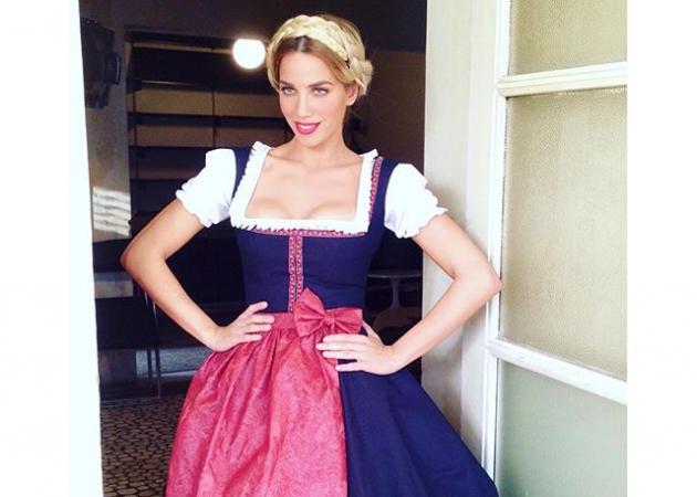 Κατερίνα Στικούδη: Μεταμορφώθηκε σε… κορίτσι από τη Βαυαρία!