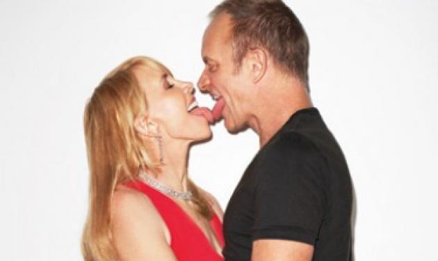 Οι προκλητικές πόζες του Sting και οι αντοχές του στο… σεξ! | tlife.gr