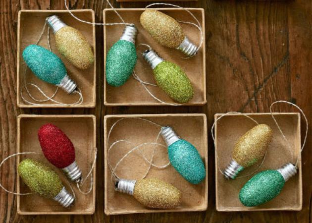 Χειροποίητα χριστουγεννιάτικα στολίδια: Πάρε ιδέες!