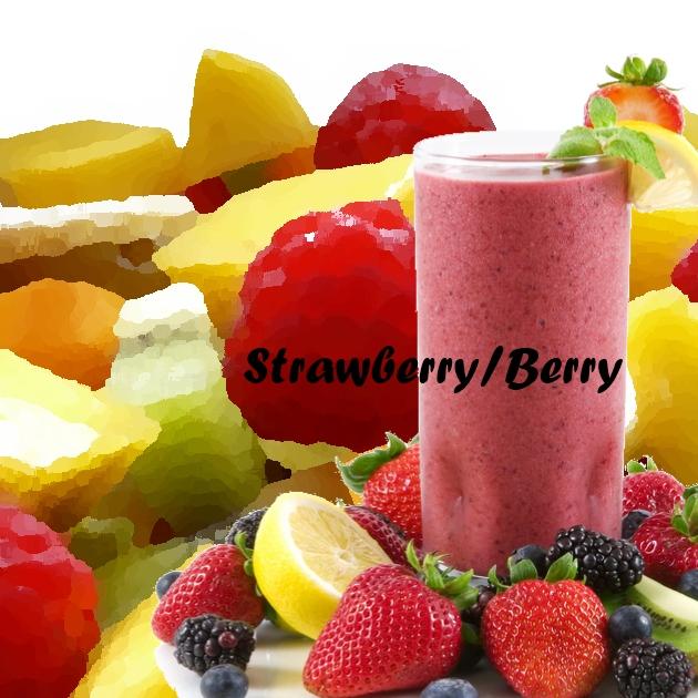 5   Smoothie Φράουλες/μούρα