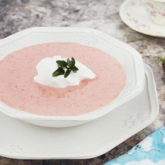 Γλυκιά σούπα φράουλας! | tlife.gr