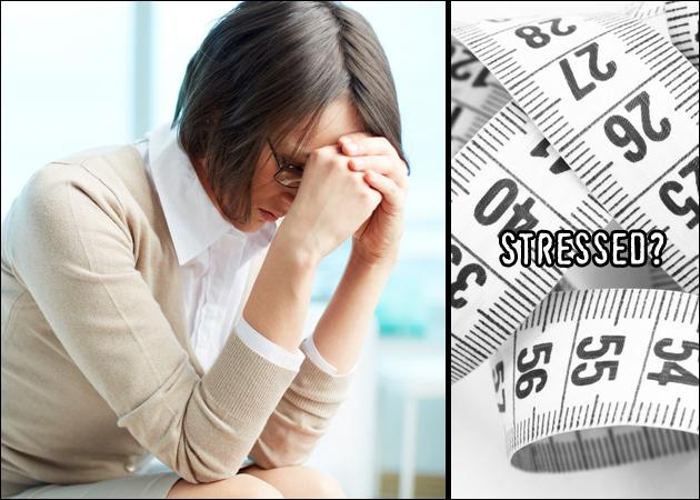 Mήπως φταίει το άγχος που δεν αδυνατίζεις; Μάθε ποια τρόφιμα σε χαλαρώνουν