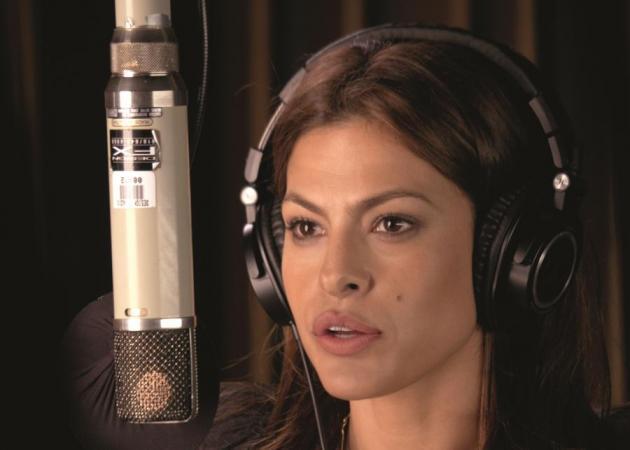 Η Εva Mendes τραγουδά για το Angel! Δες αποκλειστικές photo! | tlife.gr