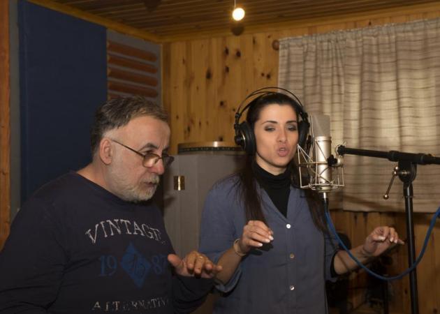 Μαριάννα Πολυχρονίδη: Επιστρέφει με συμμετοχή στο νέο δίσκο του Θάνου Μικρούτσικου!