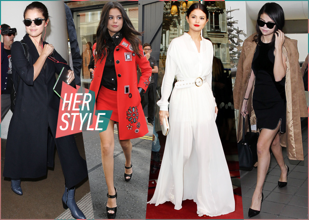 Selena Gomez: Η πρώην του Justin Bieber απέκτησε στιλ! Δες τα 15 αγαπημένα μας look