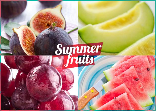 Τα φρούτα του καλοκαιριού! 8 φρούτα της εποχής που θα σε βοηθήσουν να αδυνατίσεις