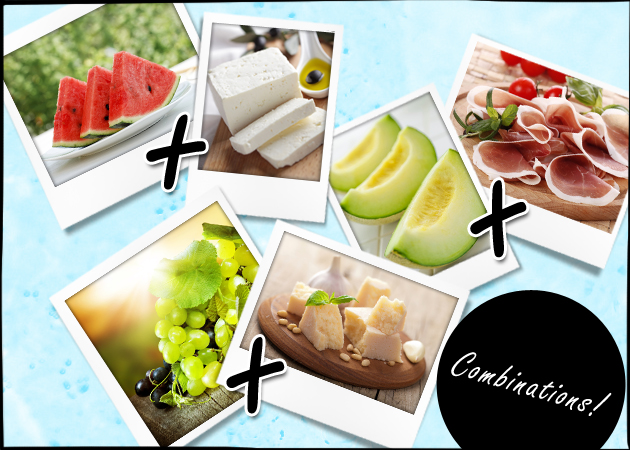 Summer Combination! Δροσεροί συνδυασμοί που αγαπούν τη γραμμή και την υγεία σου