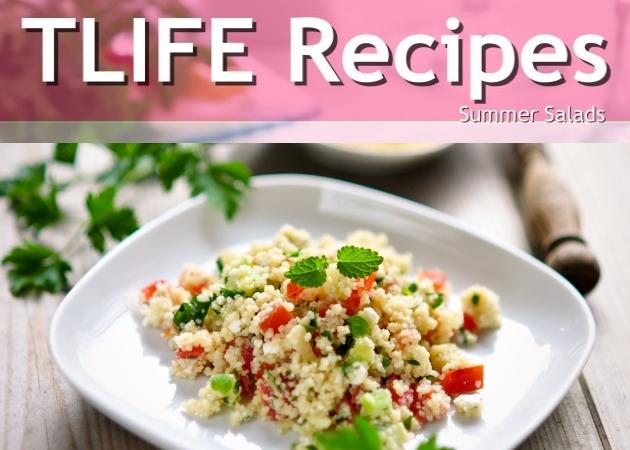 Τι θα φάμε σήμερα; Το menu της εβδομάδας έχει σαλάτες και καλοκαιρινά γλυκά!   tlife.gr