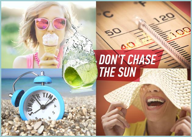 Πώς να αποφύγεις τη θερμοπληξία… και τα άλλα προβλήματα του καλοκαιριού! | tlife.gr