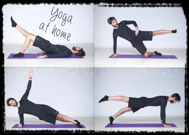 Ασκήσεις για τέλειους γλουτούς και πόδια από τον Γιώργο Καράβα
