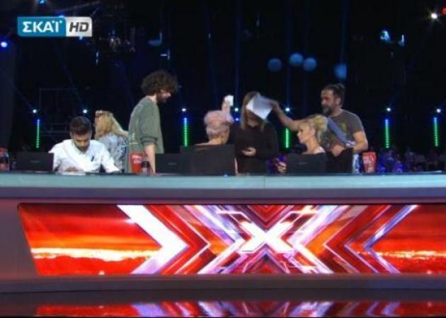 X Factor – Chair Challenge: Στα όρια της λιποθυμίας η Τάμτα όταν έκοψε την παίκτρια από τη Γεωργία! | tlife.gr