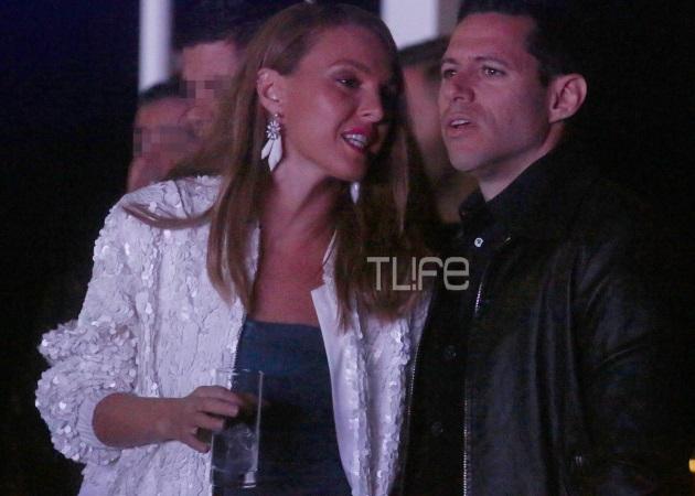 Πάρις Κασιδόκωστας – Τάμτα: Νέες φωτογραφίες από τη βραδινή τους έξοδο και το τρυφερό τετ α τετ! | tlife.gr