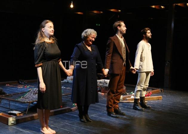 Τάνια Τσανακλίδου: Όσα είδαμε στην επίσημη πρεμιέρα της στο Θέατρο Τέχνης