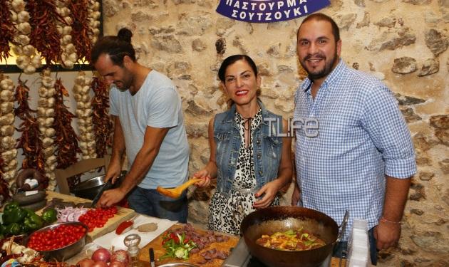 Ψυχούλη – Καλλίδης – Αντωνίου: Μπήκαν στην πολίτικη κουζίνα του κέντρου της Αθήνας! | tlife.gr