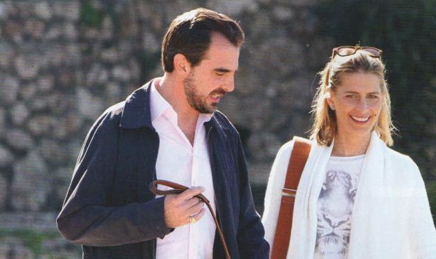 Νικόλαος – Τατιάνα Μπλάτνικ: Νέες φωτογραφίες από τις διακοπές τους στις Σπέτσες! | tlife.gr