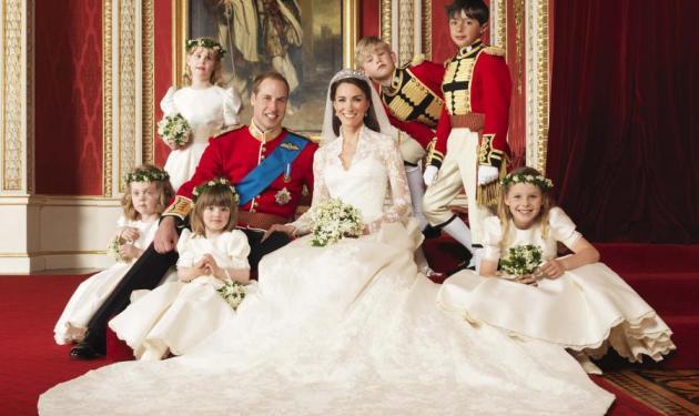 Πρίγκιπας William – Δούκισσα Catherine: To άλμπουμ του γάμου τους! | tlife.gr