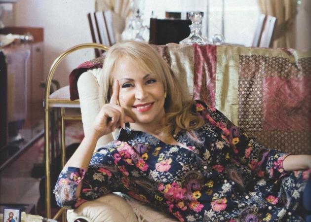 Τέτα Καμπουρέλη: Λίγες μέρες πριν τη ληστεία, είχε παρουσιάσει τη μεζονέτα της σε περιοδικό! Φωτογραφίες | tlife.gr