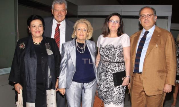 Bασιλική Θάνου: Εγκαινίασε έκθεση στο Εθνικό Αρχαιολογικό Μουσείο η υπηρεσιακή Πρωθυπουργός! | tlife.gr
