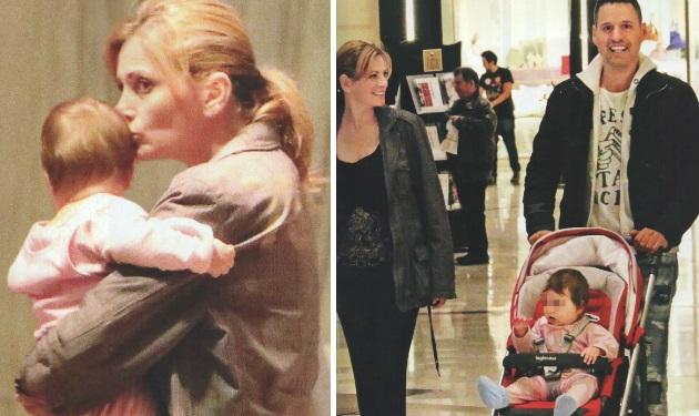 Θεοφανία Παπαθωμά: Μας δείχνει για πρώτη φορά την κόρη της! Φωτογραφίες