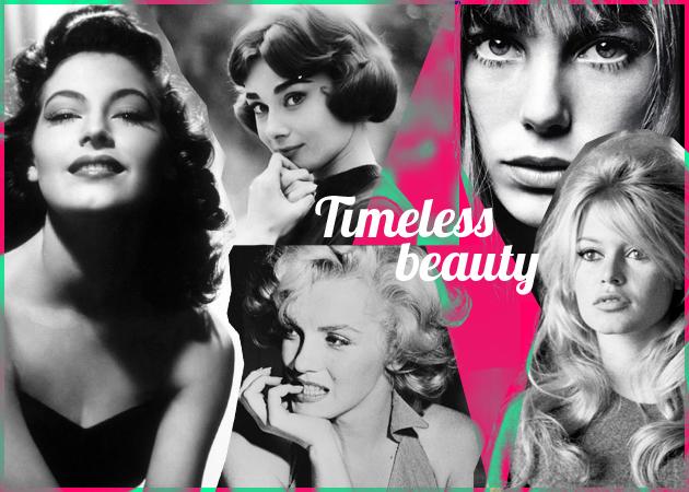 17 beauty icons μας ταξιδεύουν στον κόσμο της διαχρονικής ομορφιάς | tlife.gr