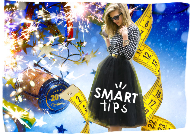 Tips 24ωρου! 8 συμβουλές της τελευταίας στιγμής για να νιώσεις καλύτερα στο φόρεμα του ρεβεγιόν