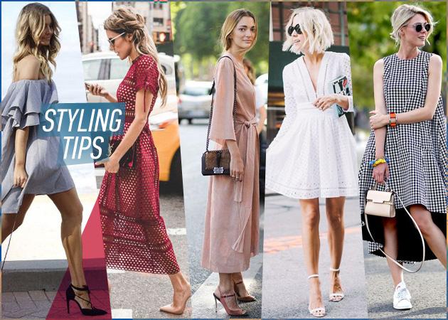 049f5d84422 Άνοιξη 2016: Βρες το σωστό φόρεμα για το σωματότυπό σου! | tlife.gr