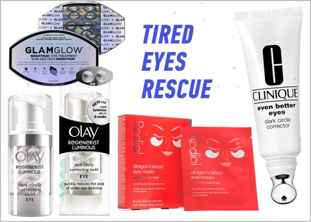 Μαύροι κύκλοι και σακούλες; Αυτές είναι οι 10 αγαπημένες μας κρέμες για ξεκούραστα μάτια! | tlife.gr