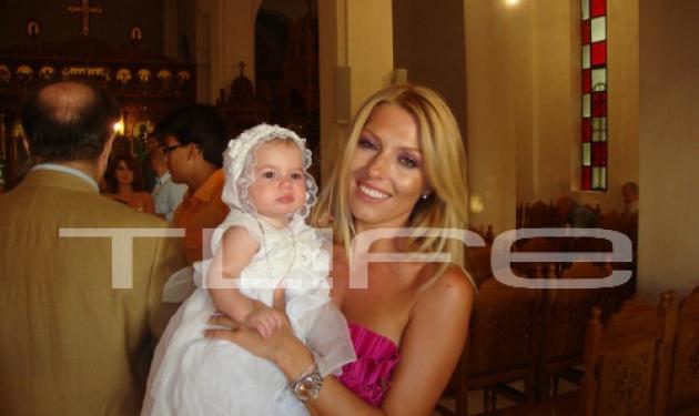 Η Ε. Τόλη βάφτισε την κόρη της! Το TLife ήταν εκεί. | tlife.gr