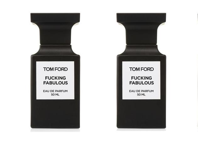 Το νέο άρωμα του Tom Ford λέγεται Fucking Fabulous! Και γιατί όχι;