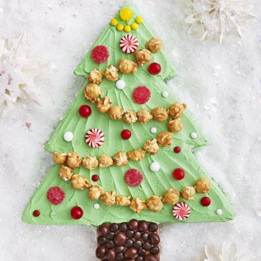Κέικ – Χριστουγεννιάτικο δέντρο | tlife.gr
