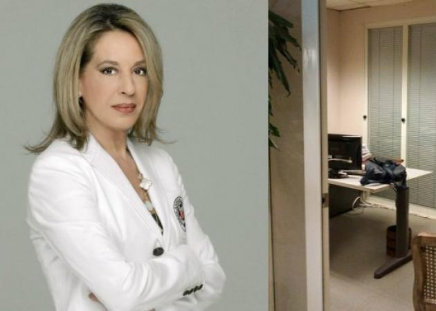 Αδειάζει η Όλγα Τρέμη το γραφείο της στο Mega! | tlife.gr