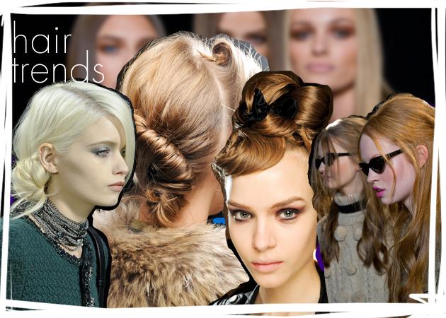 Autumn  Winter 2011- 12  Οι 4 πιο δυνατές τάσεις στα μαλλιά! - TLIFE 5744d337a8a
