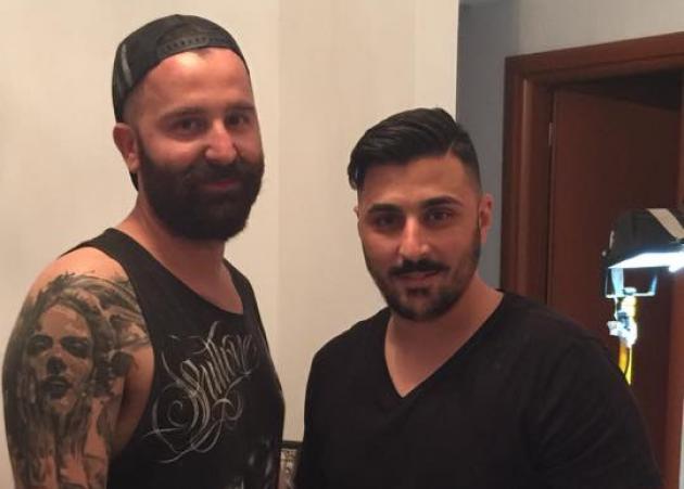 Παντελής Παντελίδης: To συγκλονιστικό τατουάζ του αδελφού του με τα μάτια του Παντελή! Φωτογραφίες | tlife.gr