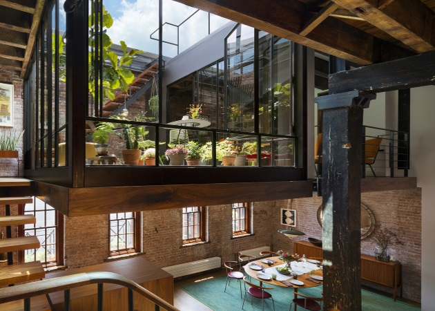 "Tribeca Loft: Εδώ θα βρεις όλα τα στοιχεία που συνθέτουν την έννοια του ""loft"" και ακόμη περισσότερα | tlife.gr"