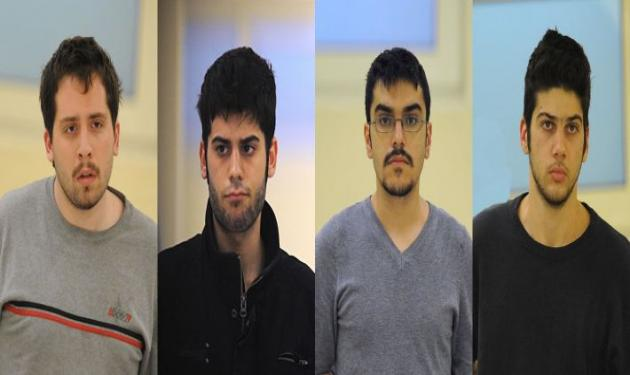 Οι φωτογραφίες των 4 συλληφθέντων για τρομοκρατία – Μυστήριο η σύλληψη της 27χρονης Γερμανίδας | tlife.gr