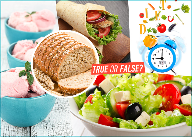 Μύθοι γύρω από το αδυνάτισμα! Τελικά τι φταίει και δεν χάνεις κιλά;
