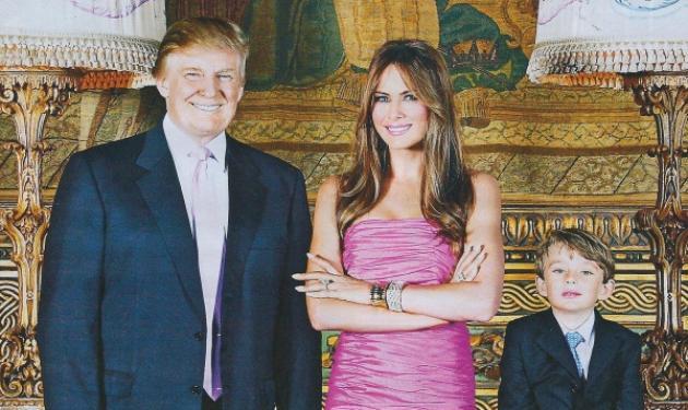 "Donald & Melania Trump: Μας παρουσιάζουν το ""παλατάκι"" τους στο Palm Beach! Δες φωτογραφίες | tlife.gr"