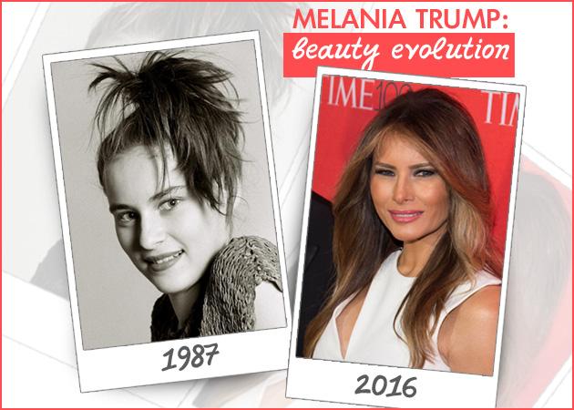 Melania Trump: οι beauty μεταμορφώσεις της πρώτης κυρίας! | tlife.gr