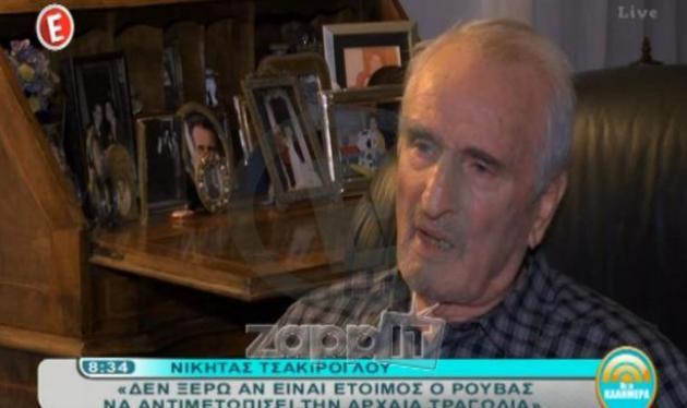 Νικήτας Τσακίρογλου: Δεν ξέρω αν είναι έτοιμος ο Ρουβάς να αντιμετωπίσει το αρχαίο δράμα