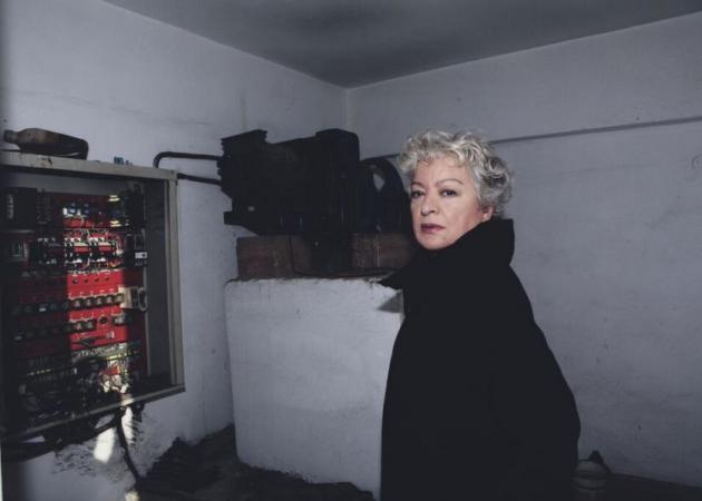 Τάνια Τσανακλίδου: Η πραγματική της ηλικία και ο λόγος που άφησε τα μαλλιά της λευκά!