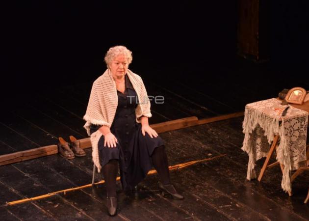 Τάνια Τσανακλίδου: Μεγάλη επιστροφή στο Θέατρο Τέχνης μετά από 40 χρόνια!
