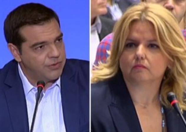 Δημοσιογράφος ALPHA σε Τσίπρα: Με απολύεις! Πρωθυπουργός: Το νταβατζιλίκι πέθανε | tlife.gr