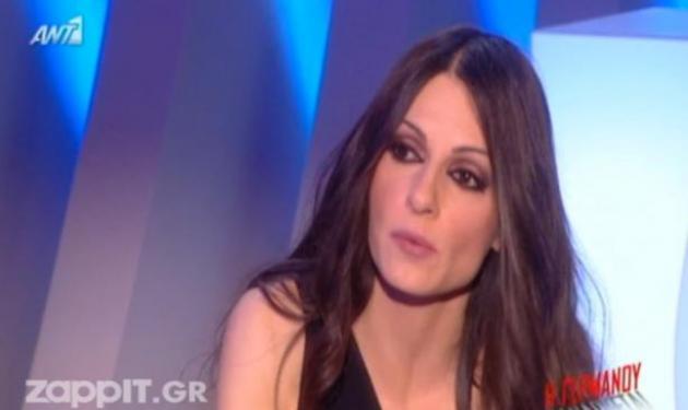 Άσπα Τσίνα, η… επιστροφή! Σε ποιο κόμμα είναι ενεργό μέλος;   tlife.gr