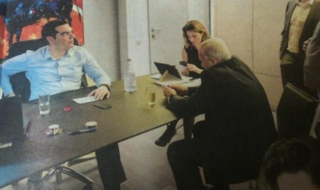 Περιστέρα Μπαζιάνα: Πώς έζησε την εκλογική βραδιά στο πλευρό του Αλέξη Τσίπρα | tlife.gr
