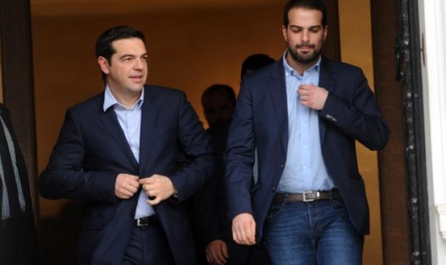 Παραιτήθηκε από βουλευτής ο Γαβριήλ Σακελλαρίδης – Ζήτησε την παραίτησή του ο Αλέξης Τσίπρας