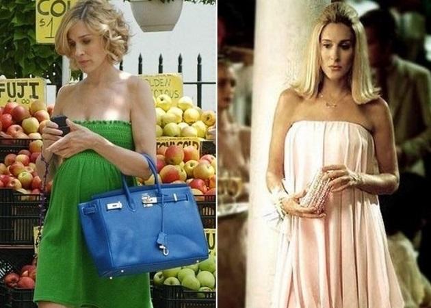 Ηθοποιοί σε… ενδιαφέρουσα: 9 φορές που η μικρή οθόνη δεν έκρυψε την εγκυμοσύνη | tlife.gr