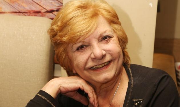Πέθανε η τραγουδίστρια Τζένη Βάνου