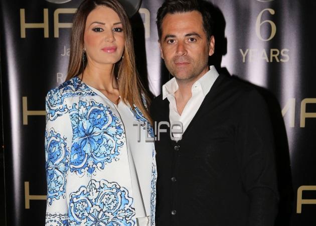Τζένη Τζιβεριώτη: Σπάνια βραδινή εμφάνιση με τον σύζυγό της! | tlife.gr
