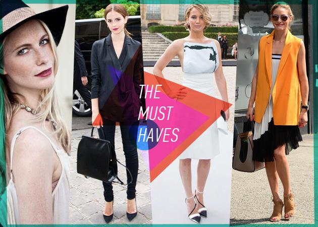 15+1 κομμάτια που κάθε stylish κορίτσι πρέπει να έχει στην γκαρνταρόμπα του! | tlife.gr