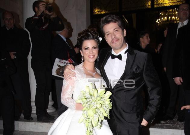 Χάρης Βαρθακούρης – Αντελίνα Τελώνη: Γιορτάζουν την επέτειο του γάμου τους!   tlife.gr